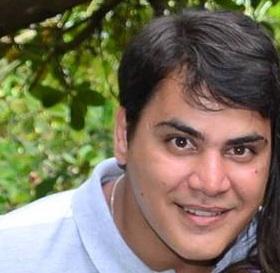 Paulo Ricardo Marcial, Brasília.